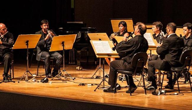 Osba em apresentação no TCA em 2015 - Foto: Mauricio Serra | Divulgação
