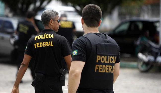 Polícia Federal - Foto: Luiz Tito | Ag. A TARDE