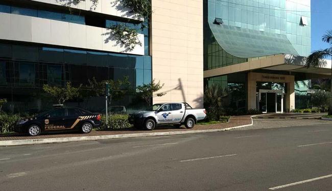 A Receita Federal participa da operação com a Polícia Federal - Foto: Edilson Lima | Ag. A TARDE