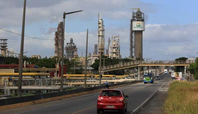 O metanol é produzido em sua unidade no Polo Industrial de Camaçari - Foto: Joá Souza | Ag. A TARDE | 7.12.2015