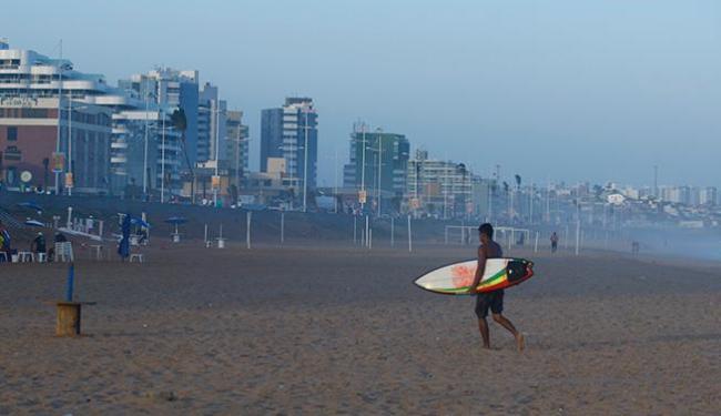 Praia de Armação está entre as não indicadas - Foto: Fernando Vivas | Ag. A TARDE
