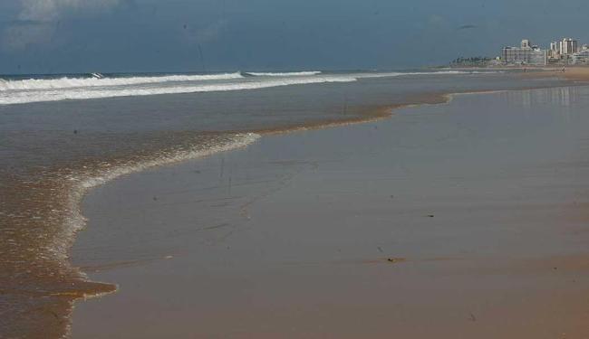 Praia do Corsário está entre as não indicadas para banho - Foto: Marco Aurélio Martins | Ag. A TARDE