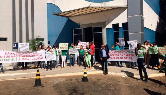 Grupo tenta pressionar o Estado a manter contrato - Foto: Divulgação