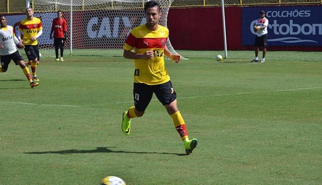 Ramallo treina para fazer sua estreia no domingo, 17 - Foto: Francisco Galvão l EC Vitória