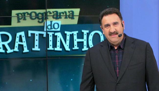 Ratinho terá que pagar R$ 200 mil de multa - Foto: Divulgação | Estadão Conteúdo