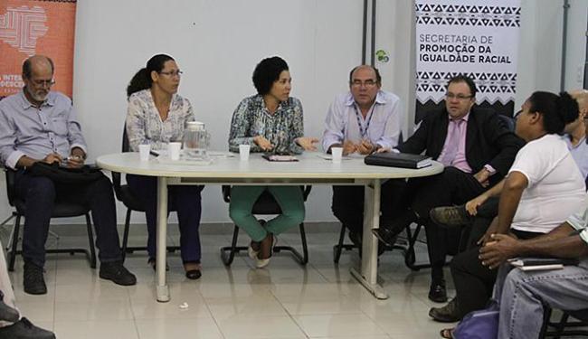 O encontro na sede do órgão durou aproximadamente 2 horas - Foto: Kleidir Costa l Sepromi.