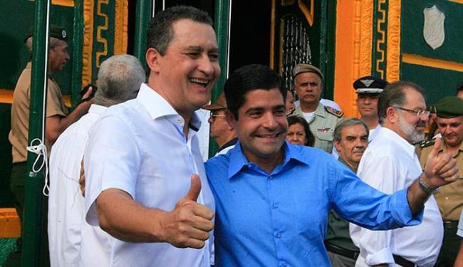 Representadas por Rui Costa e ACM Neto, as maiores forças políticas da Bahia testam popularidade - Foto: Lúcio Távora l Ag. A TARDE l 2.7.2015