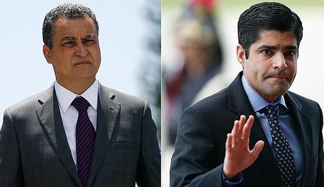 Governador Rui Costa (PT) e prefeito ACM Neto (DEM) - Foto: Raul Spinassé | Ag. A TARDE