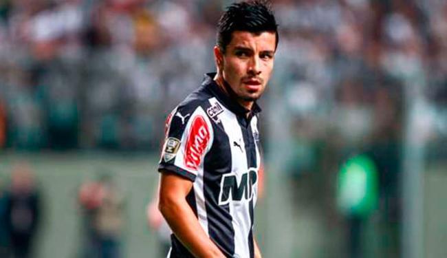 Em 2015, Cárdenas teve a sua primeira experiência no Brasil ao atuar no Atlético-MG - Foto: Bruno Cantini/Atlético-MG/Divulgação