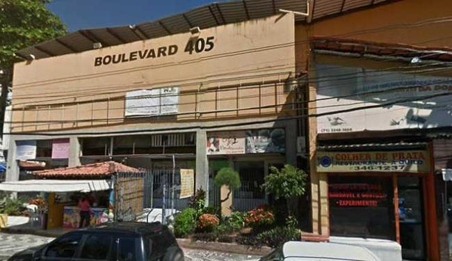Shopping não tem alvará para ampliação - Foto: Reprodução | Google Street View