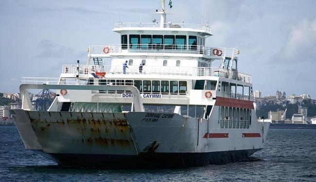 Quatro embarcações fazem a travessia neste domingo - Foto: Joá Souza | Ag. A TARDE