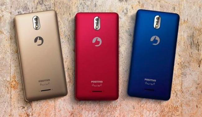 Smartphones custam até R$ 699 - Foto: Divulgação