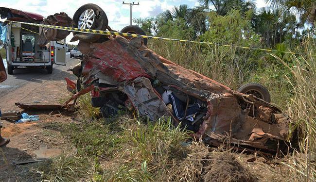 O acidente aconteceu no quilômetro 181 da rodovia - Foto: Blog do Sigi Vilares | Reprodução