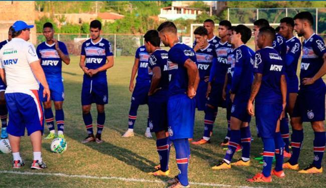 Tricolor volta a campo no dia 15 de julho, quando enfrenta o Sampaio Corrêa, às 21h30 - Foto: Felipe Oliveira   E.C.Bahia