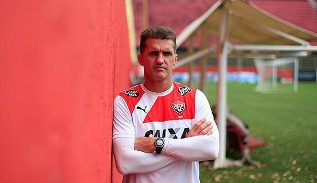 Vagner Mancini, técnico do Vitória - Foto: Raul Spinassé | Ag. A TARDE