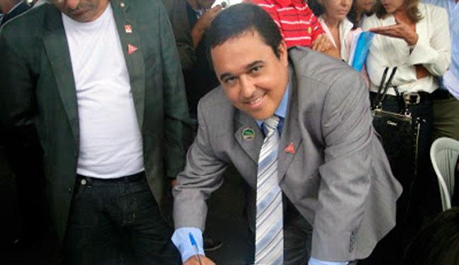 Valter Andrade Júnior foi proíbido de acessar repartições públicas municipais - Foto: Reprodução