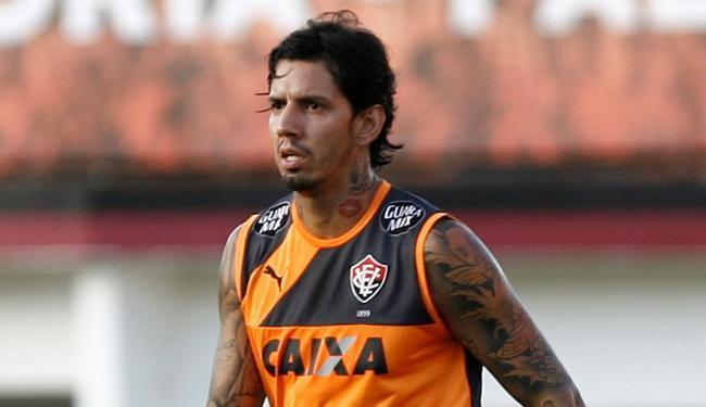 Victor Ramos deve voltar a treinar no campo do Barradão nesta quinta-feira, 28 - Foto: Adilton Venegeroles l Ag. A TARDE