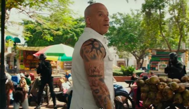 Vin Diesel volta como Xander - Foto: Divulgação