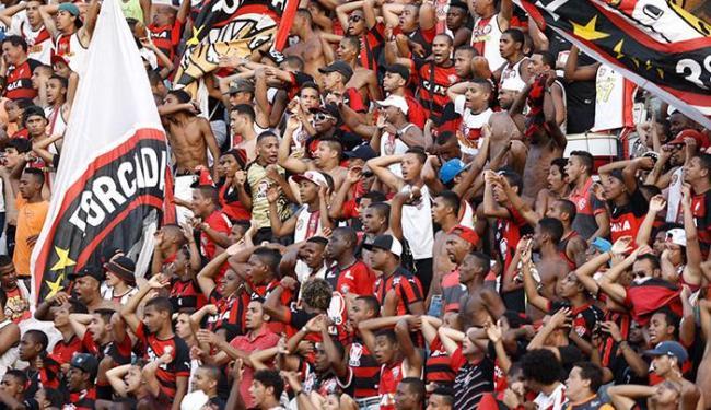 O Leão encara a Raposa às 21h45, nesta quarta, 6, no Barradão - Foto: Fernando Amorim | Ag. A TARDE