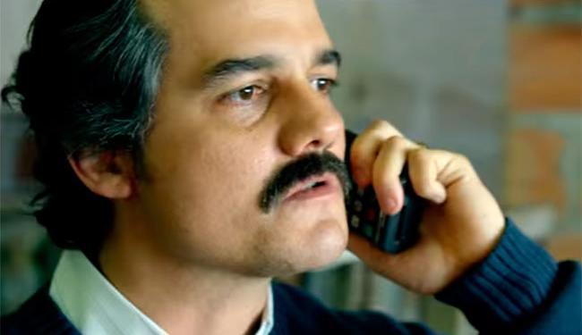 Wagner Moura no papel de Pablo Escobar - Foto: Reprodução | YouTube
