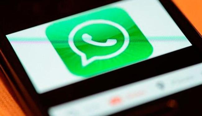 Ainda não foi informado quando o WhatsApp será bloqueado - Foto: Reprodução