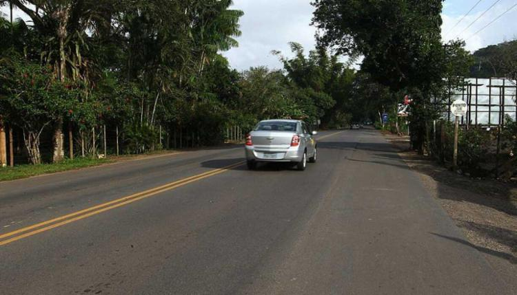 Rodovia Itabuna / Ilhéus será duplicada - Foto: Pedro Moraes | GovBa