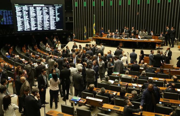 Na manhã desta terça-feira, 11, havia 35 deputados indecisos - Foto: Fábio Rodrigues Pozzebom | Agência Brasil