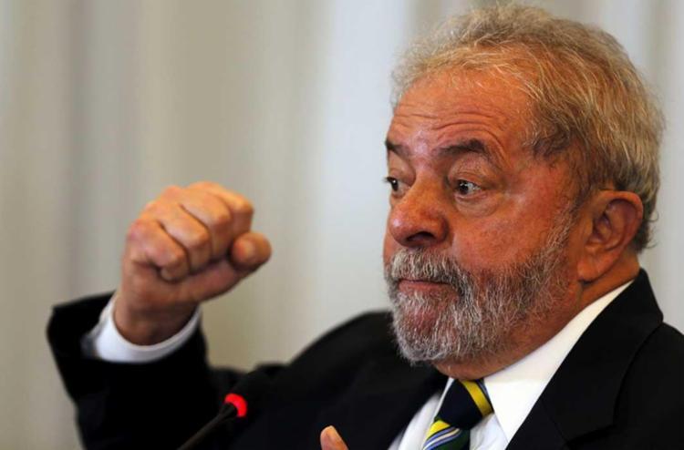 Esta é a quarta denúncia criminal contra Lula - Foto: Paulo Whitaker | Reuters