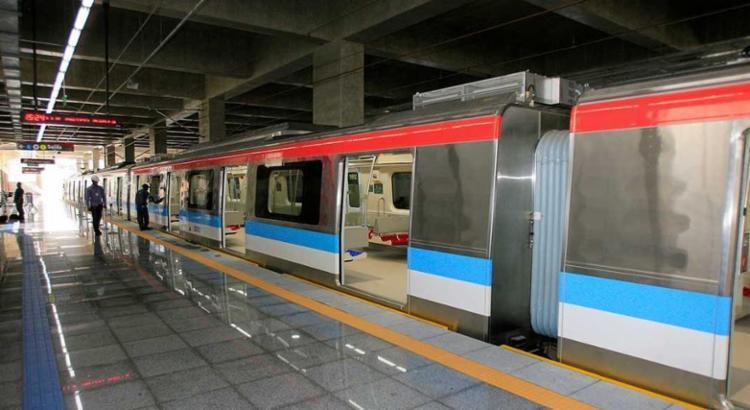 O pomo da discórdia agora é o metrô, que está construindo nas proximidades do aeroporto - Foto: Luciano da Matta | Ag. A TARDE