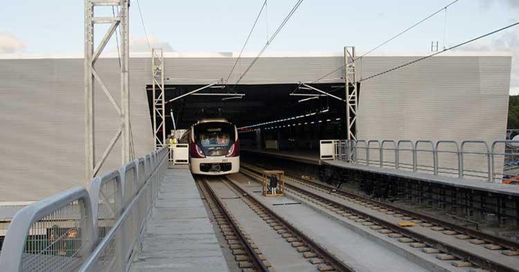 Metrô de Salvador - Foto: Daniele Rodrigues | Sedur