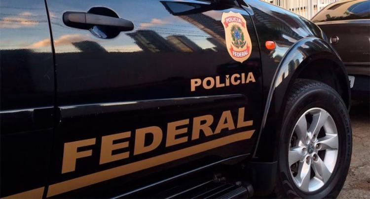 A PF cumpre cinco mandados de busca e apreensão e 14 de condução coercitiva - Foto: Divulgação   Polícia Federal