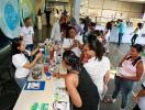Exposição no Hospital Roberto Santos - Foto:
