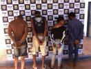 PRF prende quadrilha de estelionatários no oeste da Bahia - Foto: Divulgação | DP