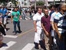 OAB aplica prova em Salvador após suspensão por bomba - Foto: Marjorie Moura | Ag. A TARDE