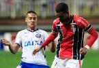 Bahia sai na frente, mas cede empate para Joinville e segue fora do G-4 - Foto: Carlos Júnior   Futura Press   Estadão Conteúdo