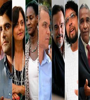 Propaganda no rádio e na TV aposta em candidatos nas ruas de Salvador - Foto: Agência A TARDE
