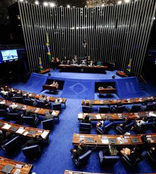 Senado proíbe elevar gasto de pessoal com efeito após fim do mandato - Foto: Edilson Rodrigues   Agência Senado
