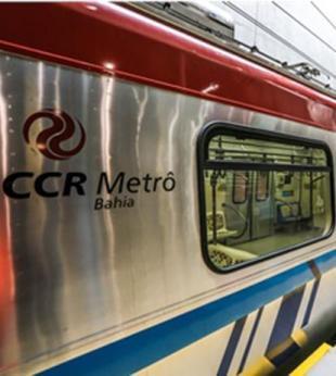 Justiça condena metrô a pagar R$100 mil de indenização por danos a operários - Foto: Divulgação | CCR Metrô