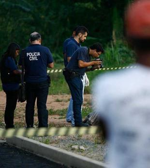 Quase 500 homicidas foram presos até agosto na Bahia - Foto: Joá Souza | Ag. A TARDE | 10.11.2014