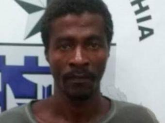 Bonfim foi autuado em flagrante - Foto: Divulgação | Polícia CIvil