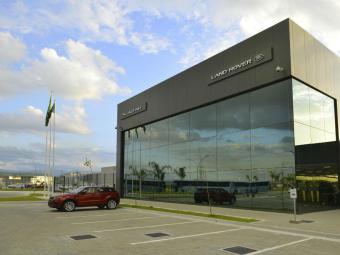 Range Rover Evoque será produzido em Itatiaia, RJ - Foto: Divulgação