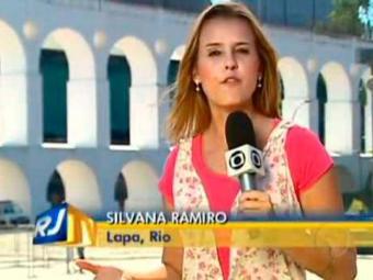 Silvana foi rendida por assaltantes a caminho de uma festa de aniversário - Foto: Reprodução