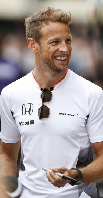 Button pode voltar a Willians, equipe onde ele começou a carreira na fórmula 1 em 2000 - Foto: Andrew Boyers | Ag. Reuters