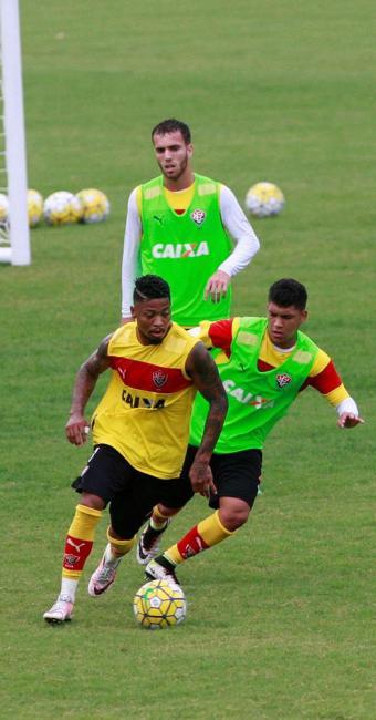 Marinho está garantido no ataque tricolor - Foto: Margarida Neide   Ag. A TARDE