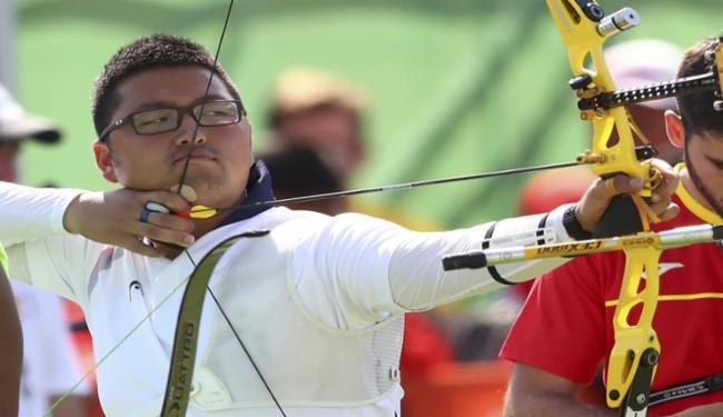 Kim Woo foi campeão mundial em 2011 e 2015 - Foto: Reuters