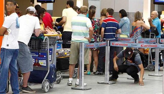 Associação quer manter assistência aos usuários no caso de atraso de voos - Foto: Eduardo Martins   Ag. A TARDE