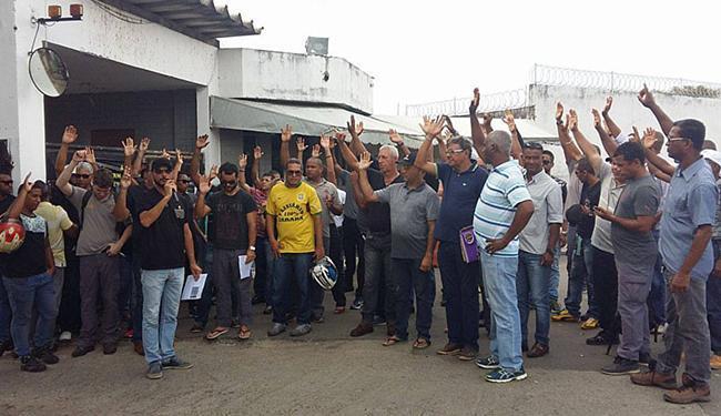 Categoria finalizou a paralisação de 72 horas na tarde desta sexta-feira, 19 - Foto: Divulgação l Ascom-Sinspeb