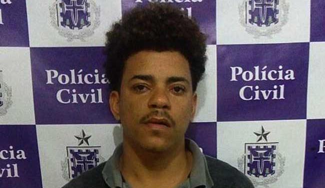 Rafael Dias Reis queria controlar os pontos de tráfico na cidade - Foto: Ascom | Polícia Civil