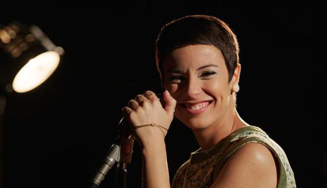 Andreia Horta interpreta Elis em cinebiografia - Foto: Divulgação