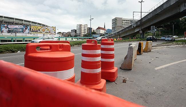 Para chegar e sair de estádio, haverá diversas opções de transporte - Foto: Mila Cordeiro l Ag. A TARDE l 3.6.2013